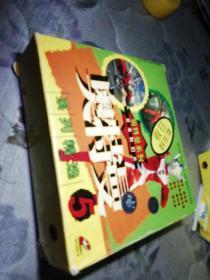 正版奥特曼 奥特曼系列精选5 8碟VCD 上海音像出版发行