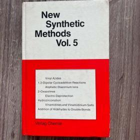 New Synthetic Methods Vol .5