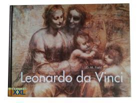 Leonardo da Vinci(达*芬奇)欧洲原版画册