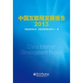 中国互联网发展报告(2013)