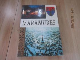 外文书MARAMURES 精装本16开共199页