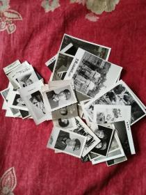 老照片(五十年代至八十年代)(合计40张)