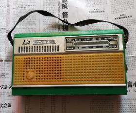 东湖牌   收音机
