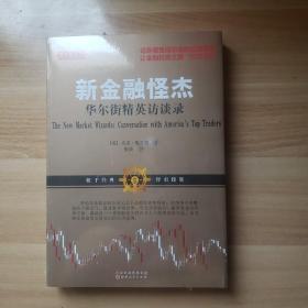新金融怪杰:华尔街精英访谈录