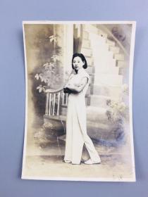 民国美女旗袍照片