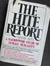 现货 The Hite Report: A Nationwide Study on Female Sexuality
