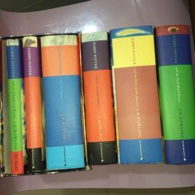 Harry Potter 哈利波特2-7六本
