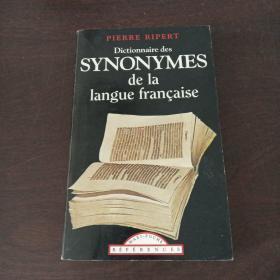 Dictionnaire Des Synonymes del la Langue Francaise (Maxi-Poche References) (French Edition)(法语原版)