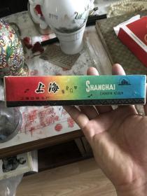 老上海牌重音口琴  包装完好品相好