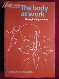The Body at Work: Biological Ergonomics(英语原版 平装本)工作中的身体:生物工效学