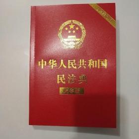中华人民共和国民法典大字版
