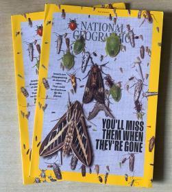 National Geographic美国国家地理2020年5月 英文版特价旅游杂志