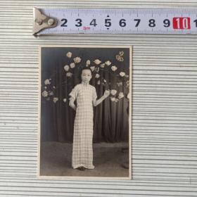 民国旗袍美女照2