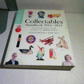 Miller's Collectables Handbook 2012-2013