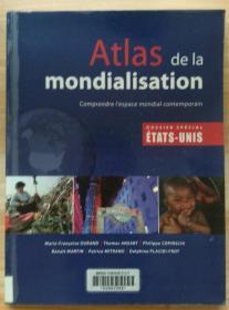法文原版书 Atlas de la mondialisation 2013 (Français) Broché – 10 janvier 2013 de Marie-Françoise Durand  (Auteur), Philippe Copinschi  (Auteur), Patrice Mitrano  (Auteur), & 2 plus