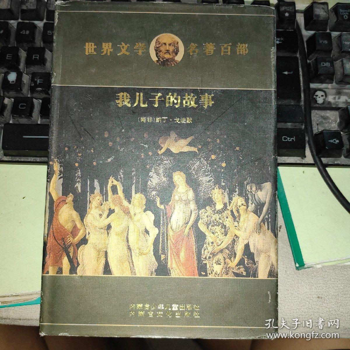 世界文学名著百部:我儿子的故事【精装】