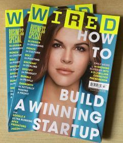 英国版 WIRED 连线 2020年3月 英文科技杂志 现货