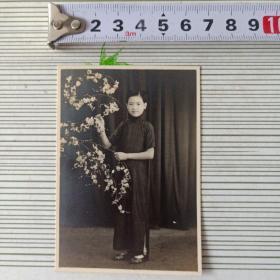 民国旗袍美女照5