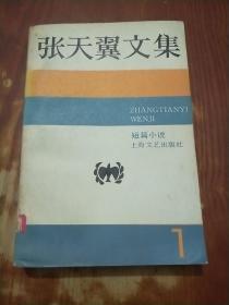 张天翼文集第一卷:短篇小说