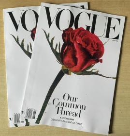 美国版 VOGUE 2020年6-7月合刊 英文时尚潮流趋势服装杂志