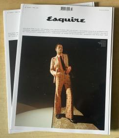 英国版Esquire时尚先生2020年3-4月合刊英文男士时尚时装杂志