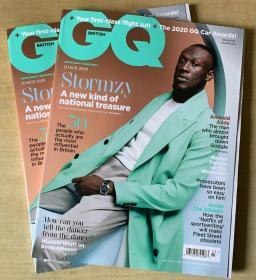 英国版 GQ2020年3月 英文时尚男士服装英语杂志