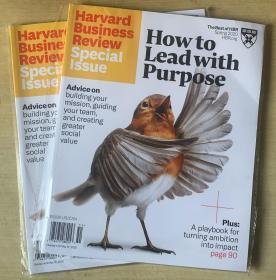 英文版Harvard Business Review OnPoint 哈佛商业评论2020年春季特刊