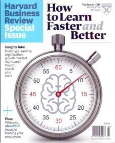 英文版Harvard Business Review OnPoint 哈佛商业评论2019年冬季特刊
