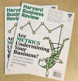 Harvard Business Review哈佛商业评论2019年9-10月合刊 英文杂志
