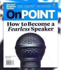 英文版Harvard Business Review OnPoint 哈佛商业评论2019年夏季特刊
