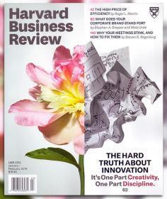 美国版Harvard Business Review哈佛商业评论2019年1-2月英文杂志
