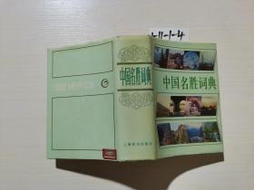 中国名胜词典 精装