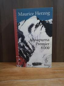 Annapurna Premier 8 000 (法文原版)