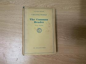 (英国版)The Common Reader   伍尔芙《普通读者》英文原版,董桥喜爱的作者,精装版,1951年老版书