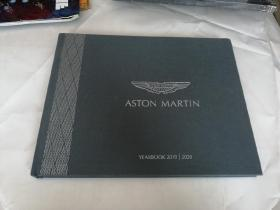 ASTON MARTIN YEARBOOK 2019/2020(阿斯顿马丁年鉴 2019—2020)