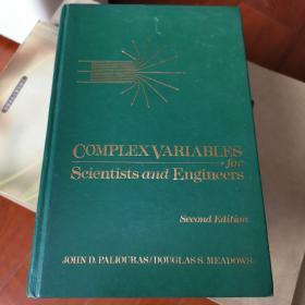 Complex Variables for Scientists and Engineers,Second Edtion