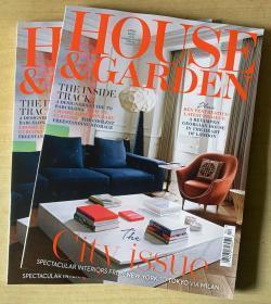 HOUSE&GARDEN 住宅与庭院 2020年4月英国家居装饰装修设计杂志