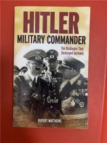 Hitler: Military Commander (希特勒:军事统帅)