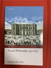 French Philosophy, 1572-1675 (法国哲学史)