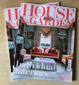 HOUSE&GARDEN 住宅与庭院 2020年2月英国家居装饰装修设计杂志