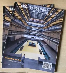 美国版 Architectural Record建筑评论2020年2月英文建筑设计杂志