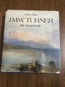 J.M.W.TURNER  His Art and Life 1979版(特纳,他的艺术和生活