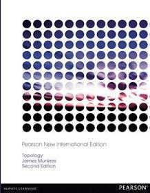 Topology 英文原版 拓扑学 第2版 芒克里斯 James R. Munkres
