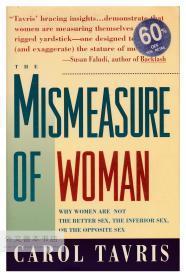 The Mismeasure of Woman 英文原版-《对女人的误解》