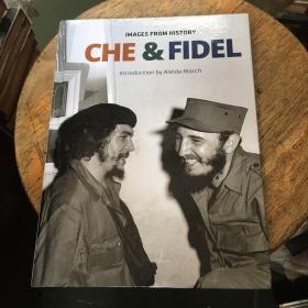 2015年格瓦拉&卡斯特罗影集 Che & Fidel: Images from History作者Aleida March