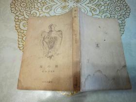 雾の旗    日文原版口袋书