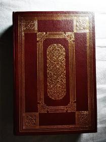 20世纪美国著名作家菲利普·罗斯,亲笔签名本初版《解剖课》,富兰克林限量刷金牛皮精装。