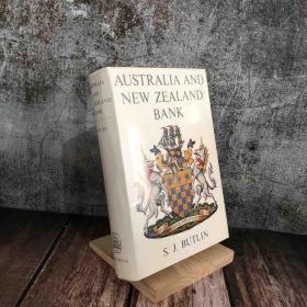 Australia and new zealand bank(澳大利亚和新西兰银行)