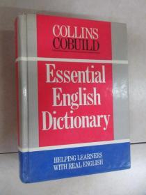 英文书  柯林斯精选英语词典(精装32开,共948页)