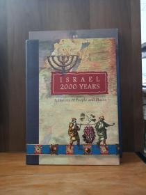 Israel 2000 Years: A History Of People And Places